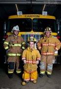 世界上最矮消防员