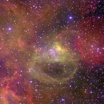 宇宙中最美丽的天