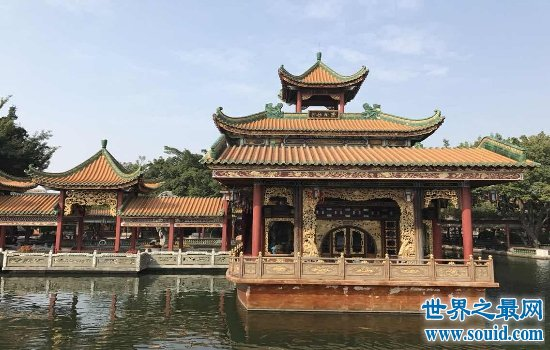 十大超美的广东省