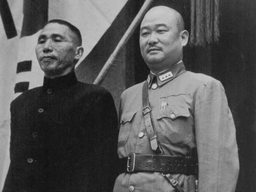 蒋介石的八大金刚,对蒋介石可以说是非常的忠心耿耿