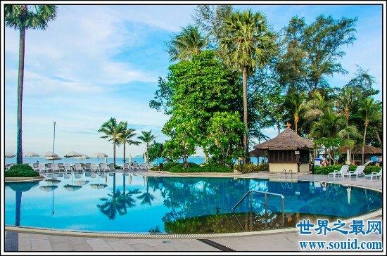 泰国最美的景点排