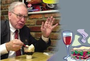 世界上最贵的午餐,巴菲特午餐345万美元(历届拍卖价