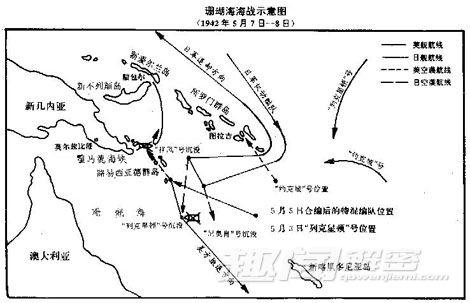 珊瑚海海战:战争史上第一次航母大战