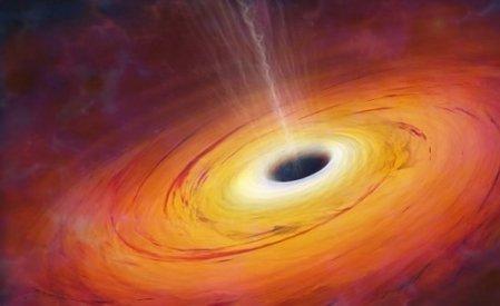 黑洞变白洞 被吞噬的物体何去何从?