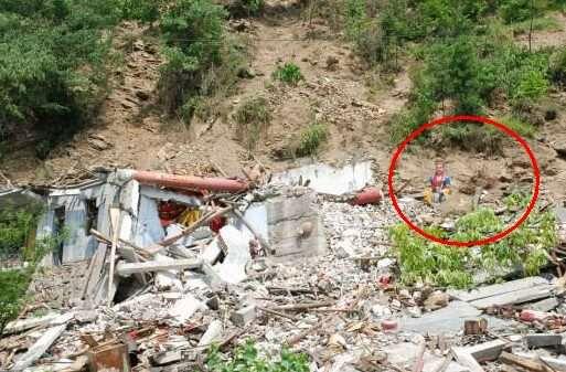 汶川地震遇难者阴