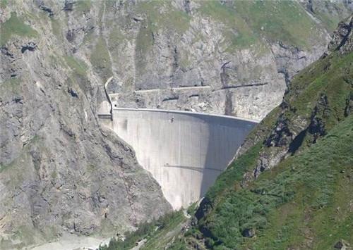十大世界上最高的水坝,风景美不胜收,第一名众所周知