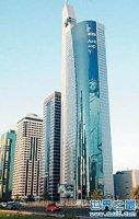 世界上最高的玻璃图像