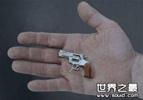 世界上最小的左轮手枪