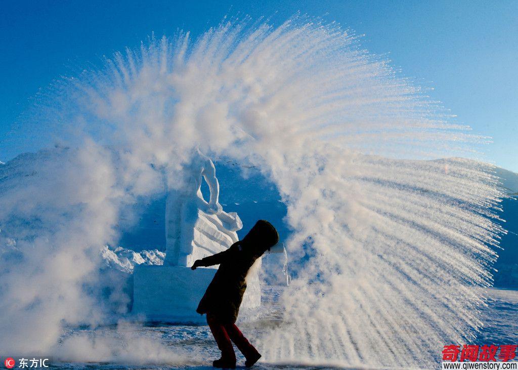西部最冷村镇的日常生活新疆阿勒泰地区的可可托海