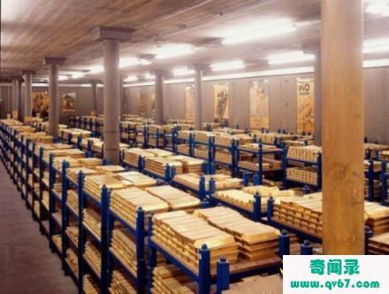 沙俄600吨黄金为何在境内蒸发?
