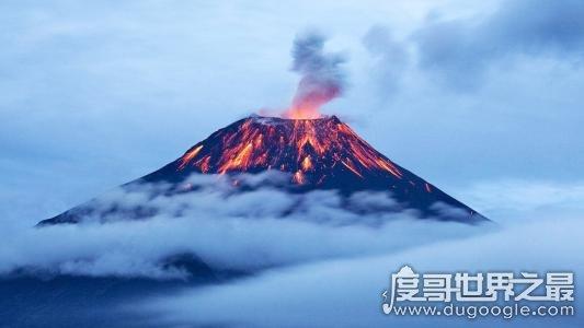 世界上最大的火山