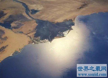世界上最大的盆地