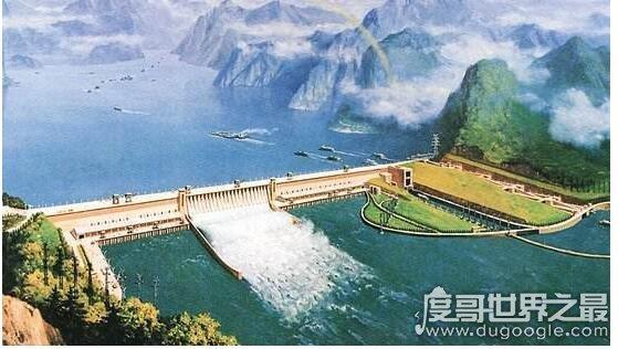 世界上最大的水坝排名,三峡水坝乃世界最大水利发电
