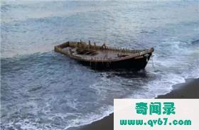 日本海岸幽灵船事