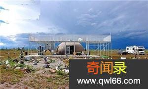 惊天秘闻揭秘 全球九大UFO基地大曝光